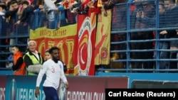Захисник збірної Англії Денні Роуз зазнав расистських образ на матчі в Чорногорії