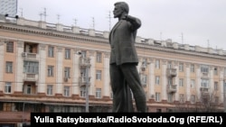 Пам'ятник Петровському, Дніпропетровськ