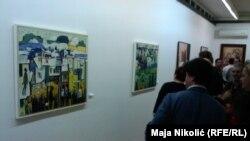 Izložba umjetnika Tuzle i Crne Gore