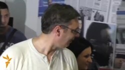 "ТВ Вести - ""Нецензурираните лаги"" за Вучиќ на изложба"