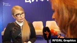 Тимошенко розповіла про зустрічі з Аваковим: «вони присвячені тільки чесним виборам»