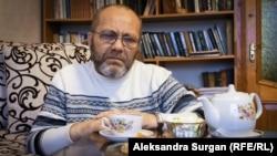 Абдурешит Джеппаров у власному будинку. 10 лютого 2018 року