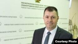 Ahmet Egrlić, predsjednik Vanjskotrgovinske komore BiH.