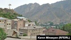 Լեռնային շրջան Հայաստանում