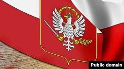Польша байроғи.