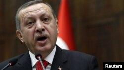 رئيس وزراء تركيا رجب طيب أردوغان