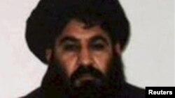 Афғон толибларининг ўлдирилган лидери Мулла Ахтар Мансур.
