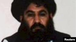 лидер талибовмулла Ахтар Мансур