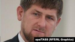 Исполняющий обязанности главы Чеченской республикиРамзан Кадыров.