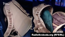 Ті самі рюкзаки, які закуповували для Нацгвардії