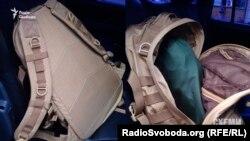 Фото рюкзаків, які нібито були закуплені для МВС, з'явилося в мережі після виходу розслідування програми «Схеми» на початку року