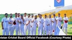 تیم ملی کرکت افغانستان
