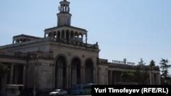 Железнодорожная тема в Абхазии уже успела возглавить горячую десятку самых топовых тем в республике