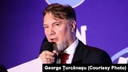 George Turcanasu.
