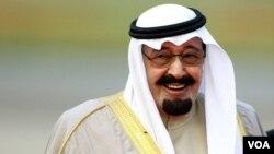 Саудискиот Крал Абдула.