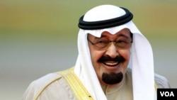 Сауд Арабиясының көз жұмған королі Абдулла ибн Абдул-Азиз әл-Сауд.