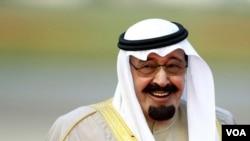 Saudi Arabia's King Abdullah