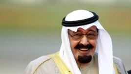 Король Саудовской Аравии Абдалла ибн Абдель Азиз Аль Сауд