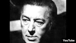 Argentina şairi Aldo Pellegrini