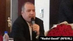 Хайрулло Мирсаидов после освобождения из СИЗО пообщался с журналистами