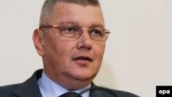 Голова Державної прикордонної служби України Віктор Назаренко