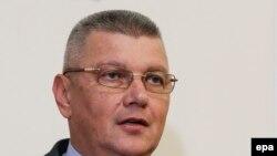 Глава Государственной пограничной службы Украины Виктор Назаренко