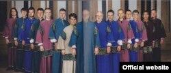 Corul de bărbați Sf. Efraim
