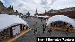 د مسکو خلکو ته ویل شوي چې له نن څخه مجبور نه دي چې ځانونه په قرنطین کې وساتي.