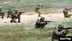 Ադրբեջանի բանակի զորավարժություններ, արխիվ
