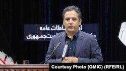 وحید عمر مشاور ارشد رئیس جمهوری افغانستان در امور عامه و استراتژیک