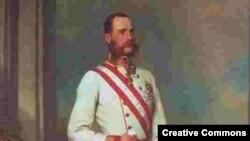 Император Франц Иосиф. 1865 год.