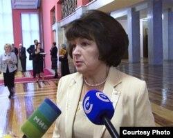 Зінаіда Мандроўская
