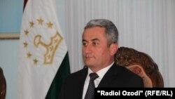 Сиҷоуддин Саломзода, иҷрокунандаи вазифаи раиси шаҳри Исфара.