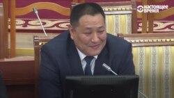 Собиқ муҳофизи президент вазири нави умури дохилаи Қирғизистон шуд