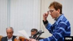 بابک زنجانی، تاجر زندانی