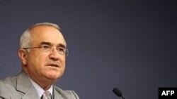 Спикер парламента Турции нового созыва Джемиль Чичек