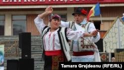 """La """"Bunica fest"""" organizat la Bălți, 2017"""