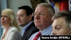 Suštinske promene u ponašanju radikala nema: Vojislav Šešelj