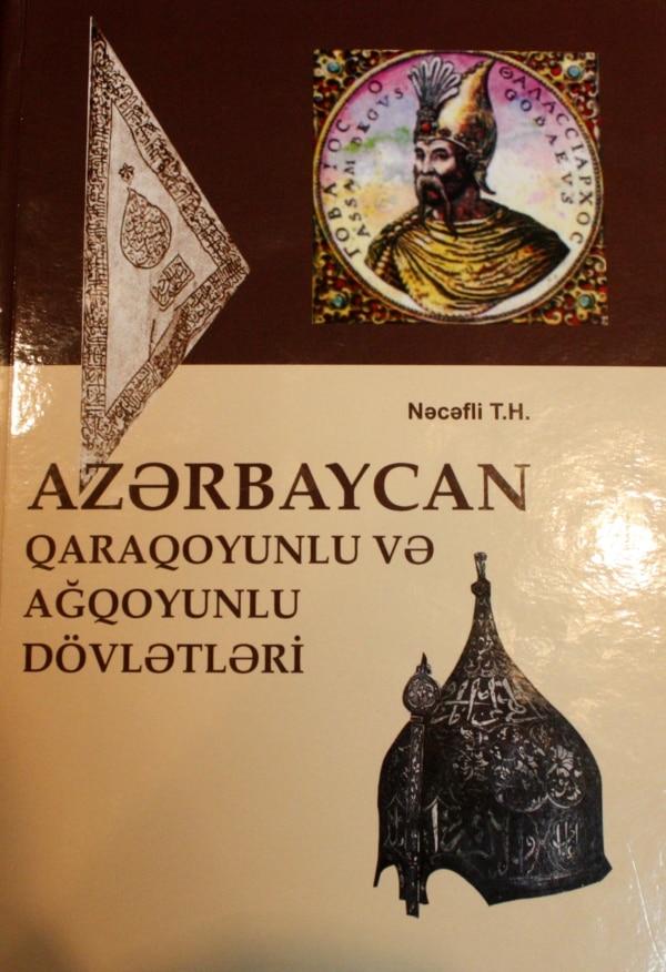«Azərbaycan Qaraqoyunlu və Ağqoyunlu dövlətləri» kitabı