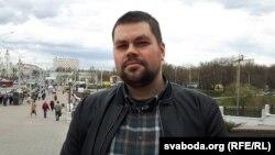 Журналіст Сяргей Русецкі