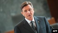 Presidenti i Sllovenisë, Borut Pahor.
