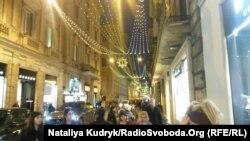 Вулиця Віа дель Корсо, Рим