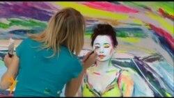 Трансформація людських моделей у двовимірні твори мистецтва