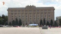 Без Росії: фан-зона «Євро-2016» у Харкові (відео)