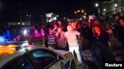 Беспорядки в Фергюсоне, 11 марта 2015 года