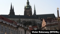 Pamje nga kryeqyteti i Çekisë, Praga