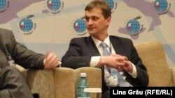 Dorin Drăguțanu, fost guvernator al Băncii Naționale din Republica Moldova