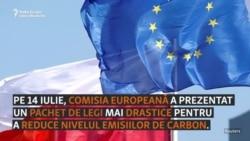Video | Cinci lucruri despre reducerea emisiilor de carbon în UE