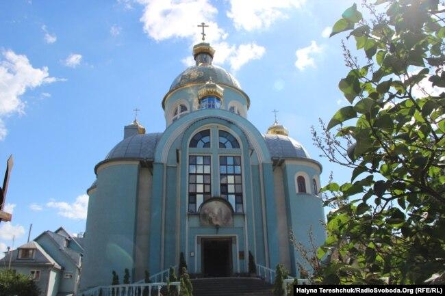 Новий храм УПЦ (МП) у Коломиї