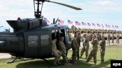 Размещать в Грузии на постоянной основе свои военные силы в Пентагоне не планируют, однако больше внимания будет уделяться обучению вооруженных сил страны